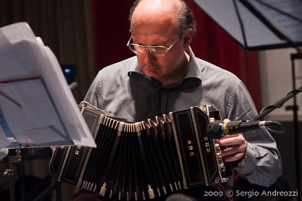 Grande Milonga di Fine Stagione - 6 Giugno 2009 - Daniel Pacitti Trio