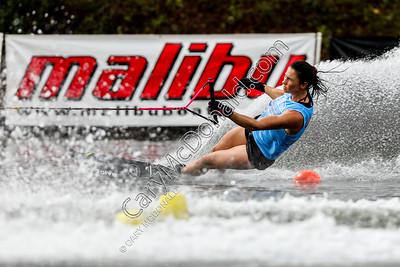 2020 - Malibu Open slalom