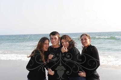 Mary Kay, Claire, Vanessa and Lorenzo