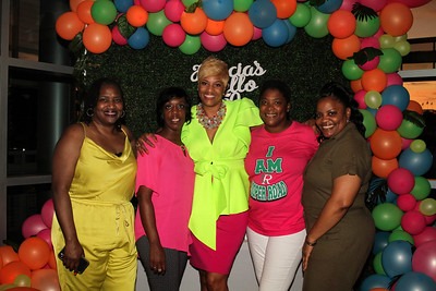 2019 Felicia Hall 50th Birthday Party