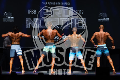 Mens Physique Overall