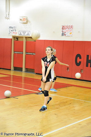 CHMS 7th Grade Volleyball