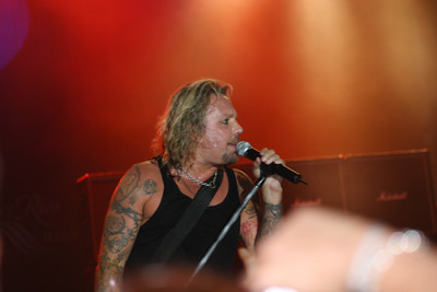 Vince Neil - Rocklahoma<br>July 2007<br>Photos by: Star