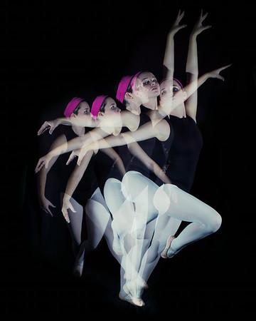 Sage and Kenzie Ballet