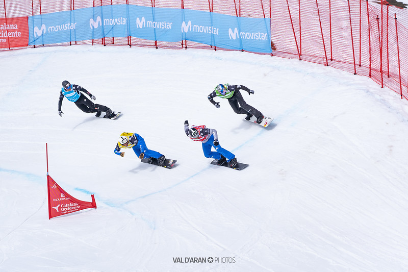 Baqueira SBX World Cup 2019