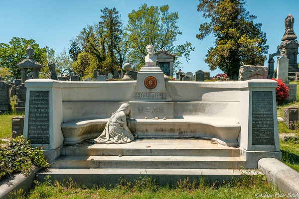 Machpelah Cemetery, Brooklyn 2021