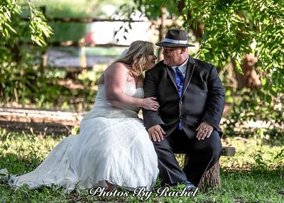 Ashley & Tony's Wedding Day