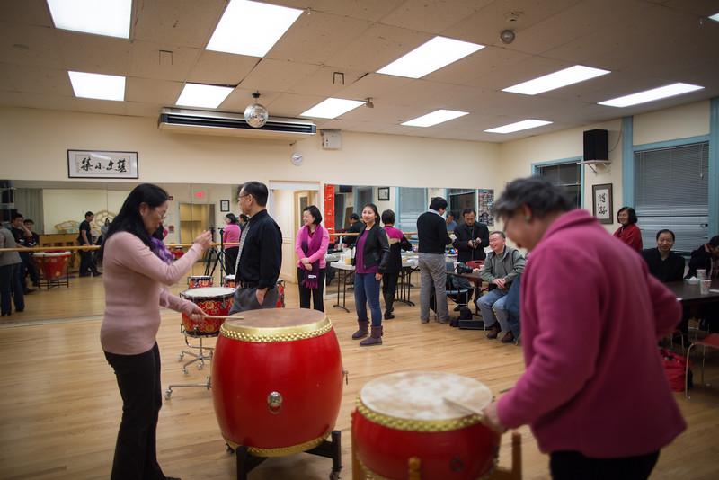 2014-12-07 Yi-Wen Gathering Performance