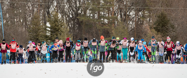 2-4-17 Loppet Saturday - Junior and MinneLoppets