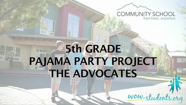 Community School 5th Grade
