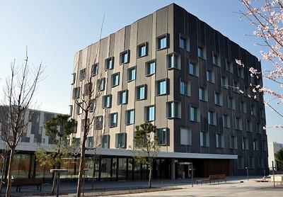 Imar Expanded Mesh - Barcelona Banc Sabadell New HQ