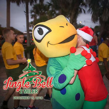 Jingle Bell 2 Miler, 2018