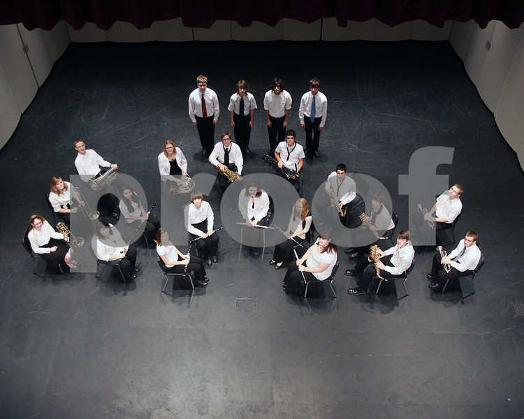 2011-12 RTHS MUSIC DEPARTMENT CHOIR/BAND PICTURES