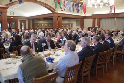 Spring 2016 Alumni Luncheon