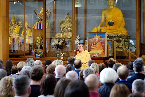 Meditation & Mindfulness - Public Talk