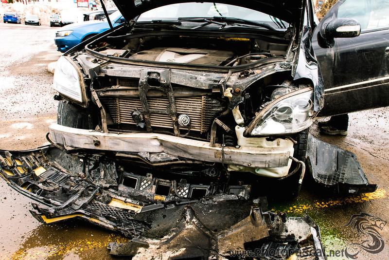 RIP Mercedes ML