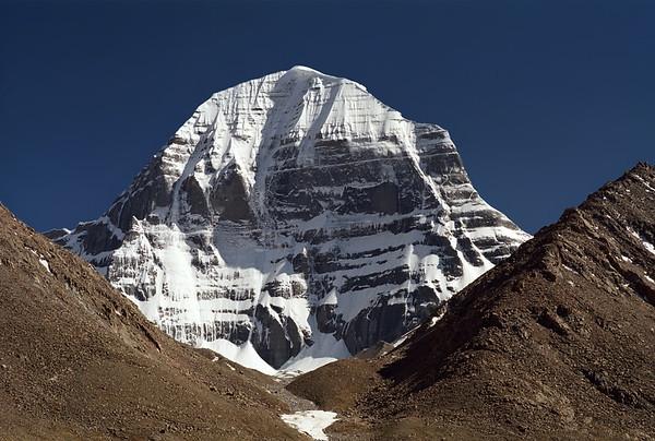 The holy Mountain Kailash