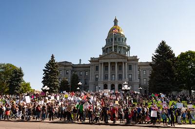 Women's March 2021 Denver, Colorado III