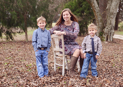 S. Bullock Family