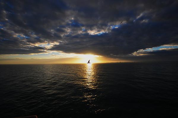 Cruising to Nassau