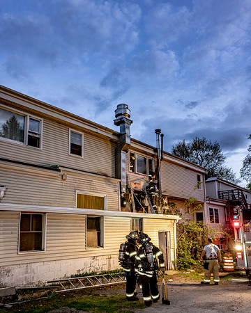 Commercial Structure Fire - 225 Rte. 82 - Rombout Fire District 5/15/2021