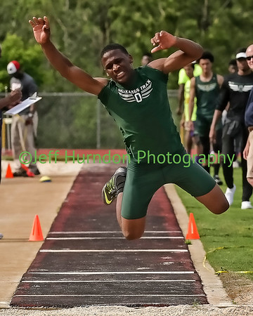 Henry County Track Championship 4-14 / 4-16-2015