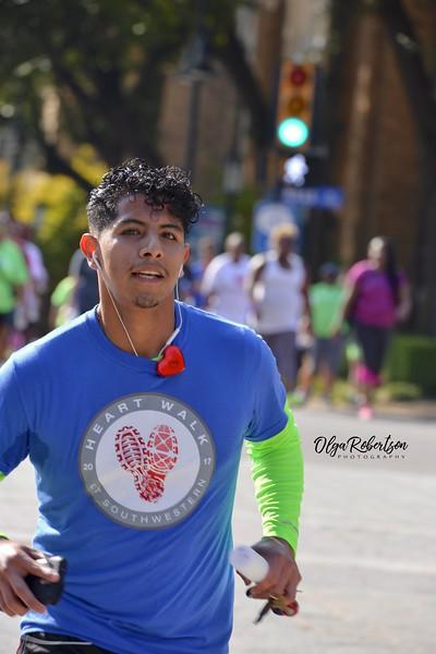 AHA Dallas Heart Walk - 2017