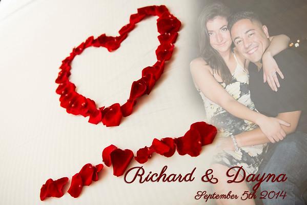 Richard + Dayna ~ Proposal