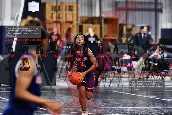 Carolina Prep (NC) Girls Varsity Basketball 12-13-19 | She Got Game