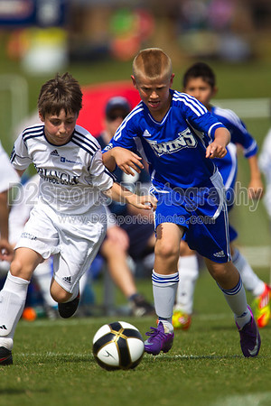 TWIN CITY NEWCASTLE UNITED vs TFC RUSSIA - BOYS 6V6 5/12/2012