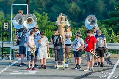 7-29-2019 Norwin Band Camp Day 1