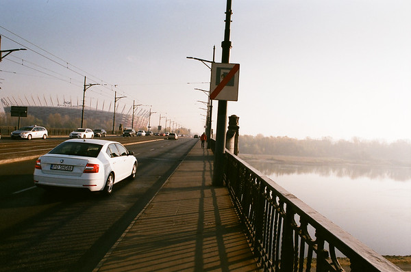 Analog FUJI SUPERIA Warsaw Autumn