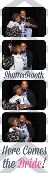 Strip Photos (Curtained Photobooth)
