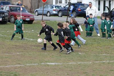 Team 7 Green vs Team 8 Black - 12:00  4-14-07