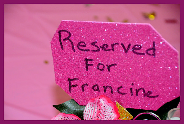 Francine's 50th Birthday Celebration 2013