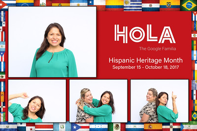 Google - Hispanic Heritage Month 2017