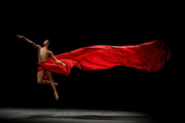 Ballet Luiz Henrique - Jackson Liee