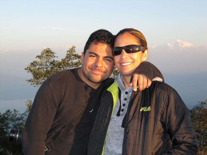 Dan & Irma Hile sunrise.JPG