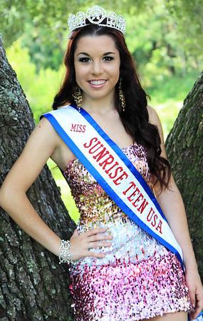 Karrah-Miss Sunrise Teen USA