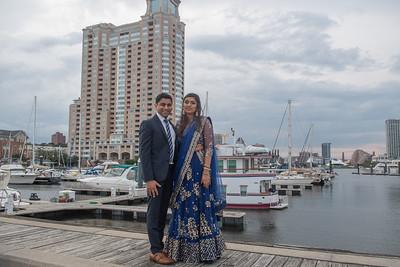 Neerav and Chetali Engagement