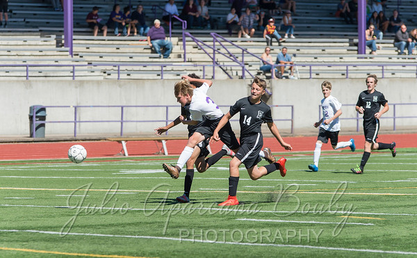 160910 MHS Boys Soccer vs Crater
