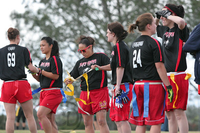 Team Twerk VS Black Widows