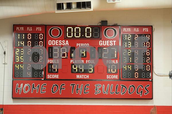 Varsity-Odessa vs Oak Grove 1-19-10