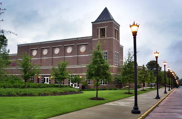 McCorkle Music Building
