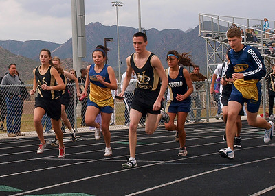 Coach Campbell's 2010 Track Slideshow
