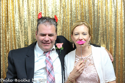 Nicole and Patrick's Wedding Photo Booth Images