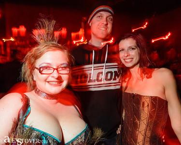 Silicon Valley Roller Girls Burlesque