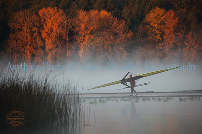 2013-School Rowing Season, VCRC LVISSAA City Championships. Nov. 3.