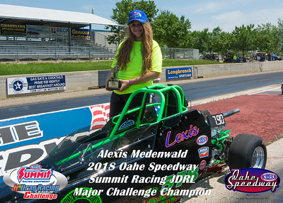 2018 Summit Racing Junior Drag Racing League Challenge - Oahe Speedway
