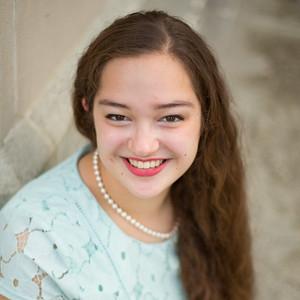 Elizabeth Rodio- High School Senior Portraits New England Western Mass Photo Studio Photographer